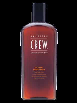 American Crew Classic Body Wash - hydratačný sprchový gél, 450 ml