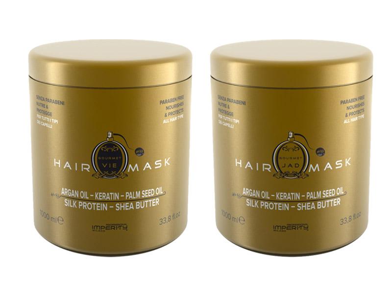 Imperity Perfume gourmet hair mask - exkluzivní jemná maska s vůní parfému