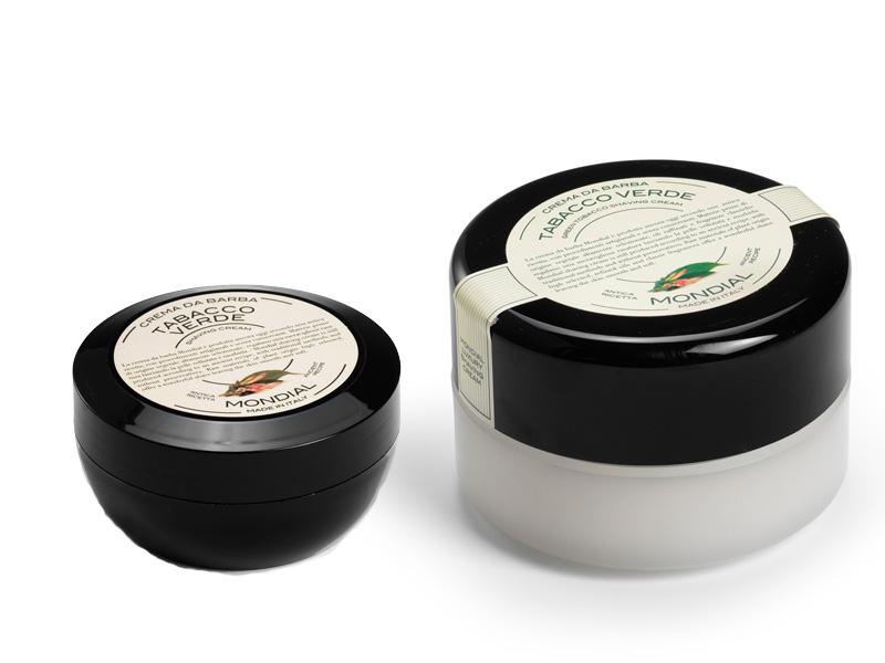 Mondial shaving cream tabacco - holicí krém