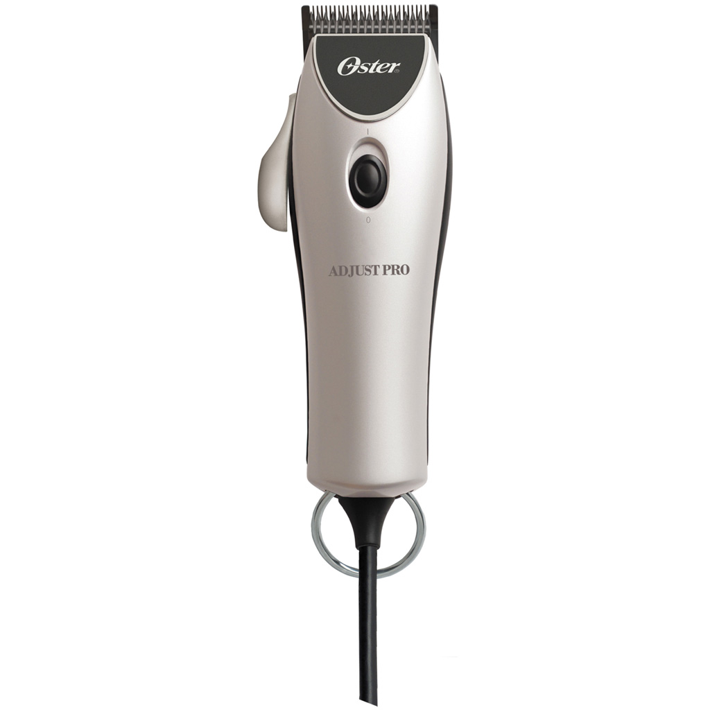 Oster Adjust Pro - profesionální strojek na vlasy + Gembird - stlačený vzduch, 400 ml