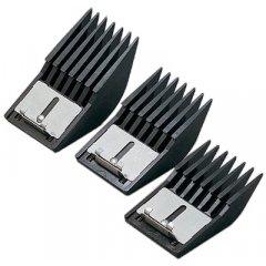 Oster Clipper comb attachments - hrebeňové nádstavce na strihací strojček