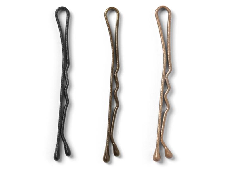 Sponky do vlasov 50 mm, matné, 300 g