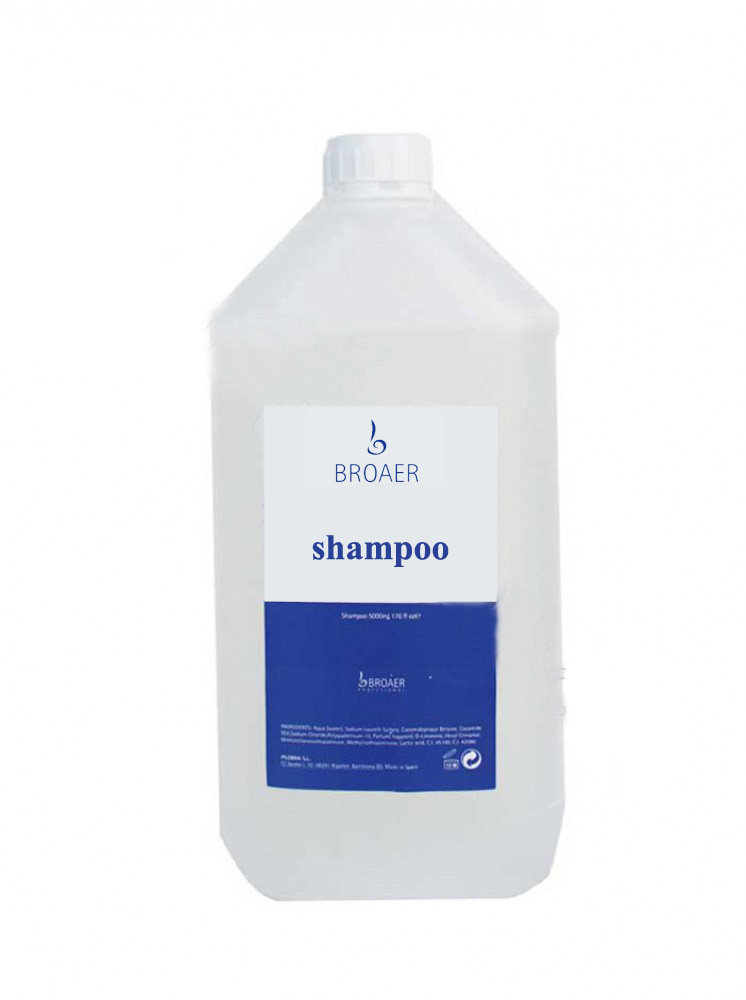 Broaer professional Salon - shampoo, 5000ml