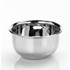 Mondial Shaving Mýdlo mísa - kovová miska na holicí mýdlo.