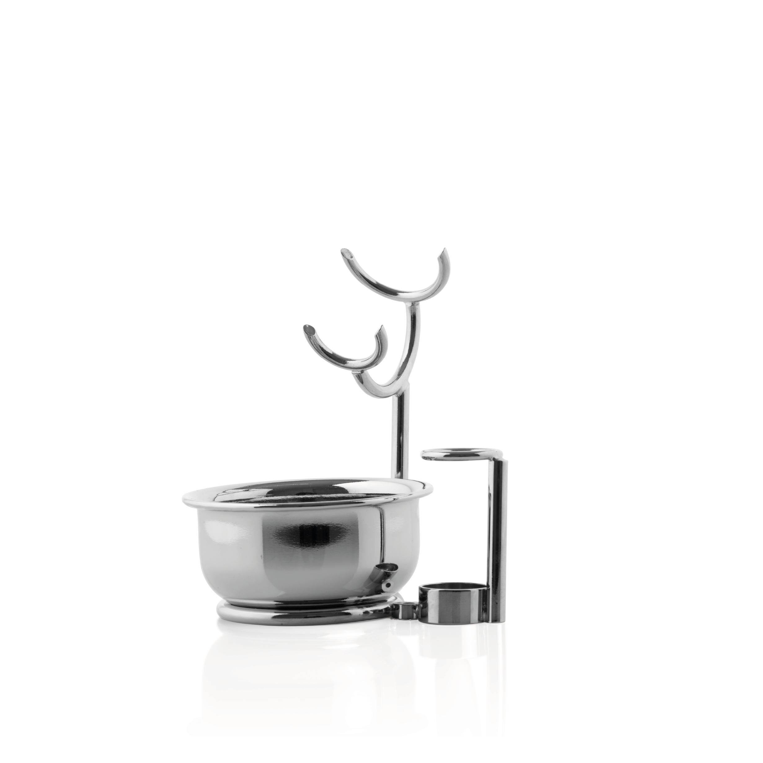 Mondial Shaving Stand, Metal - kovový držiak na holenie
