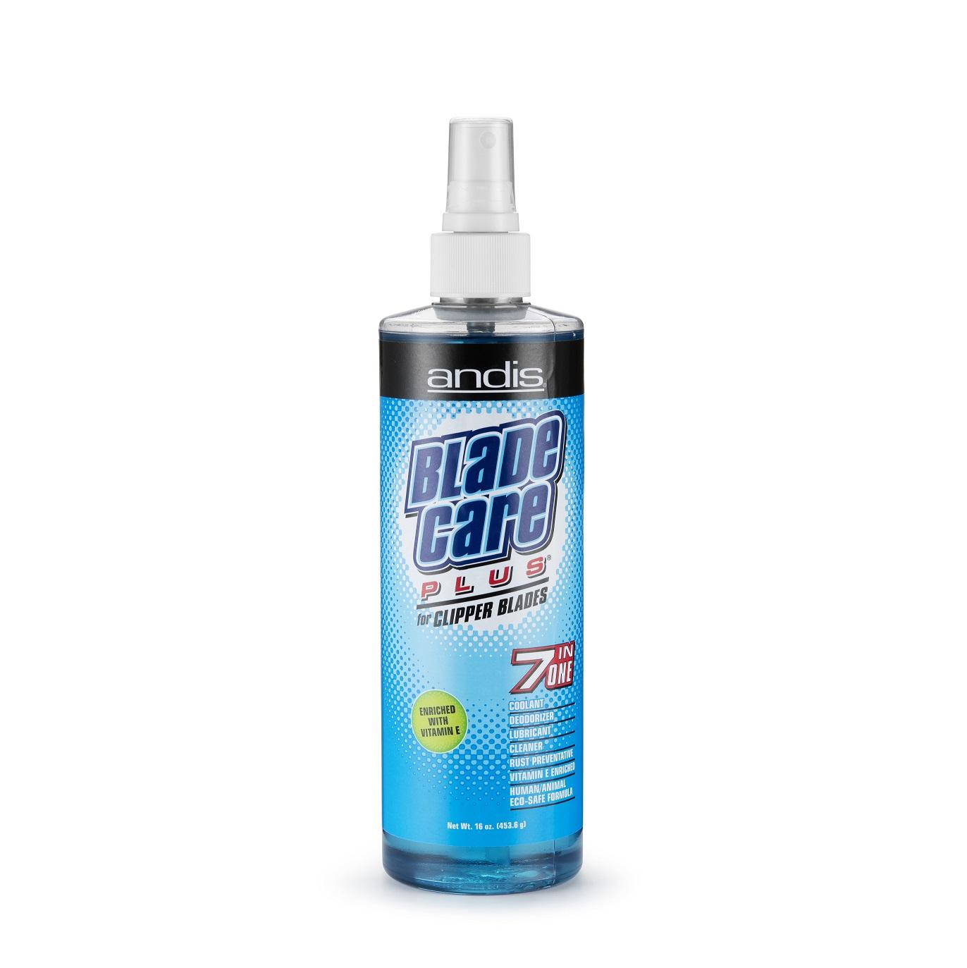 Andis Blade Care Plus - čistící sprej na strojky na vlasy, 473 ml