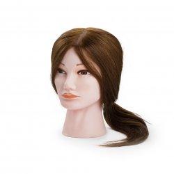 BraveHead 9868 Mannequin female M, Yaki / syntet - cvičná hlava s umělými vlasy