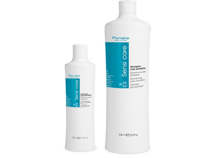 Fanola Sensi Care - šampón na citlivú pokožku