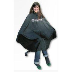 KIEPE 5001 -  kadernícka pláštenka na farbenie a strihanie vlasov, na suchý zips