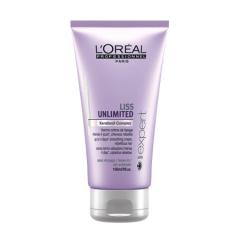 L'Oréal Expert Liss Unlimited Smoothing Cream - ochranný krém pre uhladenie vlasov, 150ml