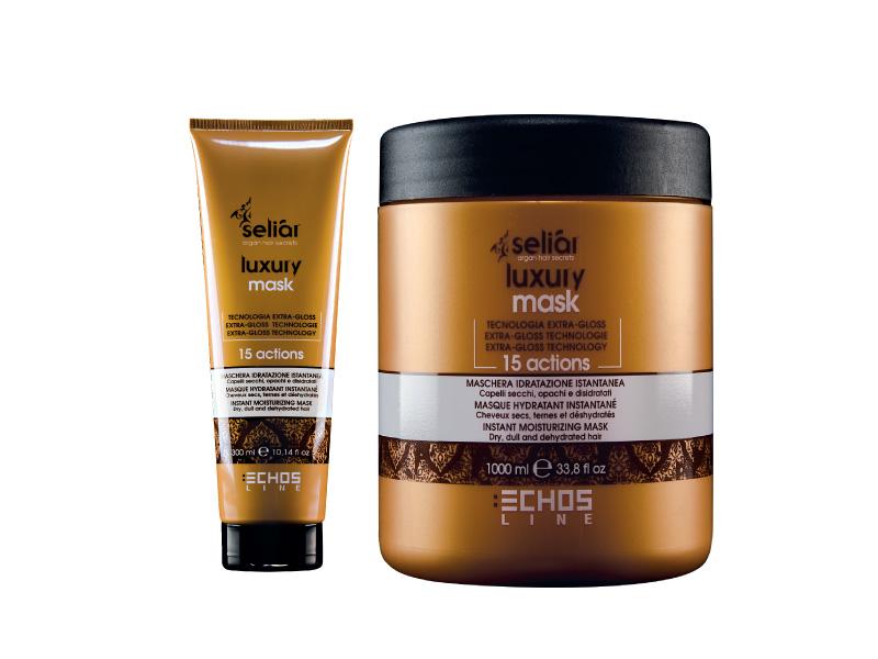Echosline Seliár Luxury - maska pre intenzívnu hydratáciu
