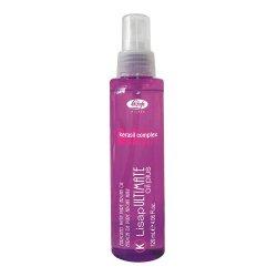 Lisap Ultimate oil plus - vyživujúci sprej proti krepateniu vlasov, 120 ml