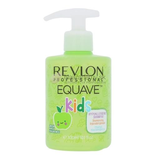 Revlon Professional Equave Kids 2in1 Shampoo - hypoalergenní šampón pre detské vlasy, 300 ml