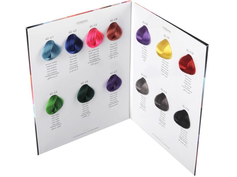 Black glam colors - permanentná farba na vlasy, 100 ml