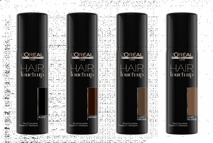 L'Oréal Hair touch up - sprej pro okamžité zakrytí odrostlých vlasů, 75 ml