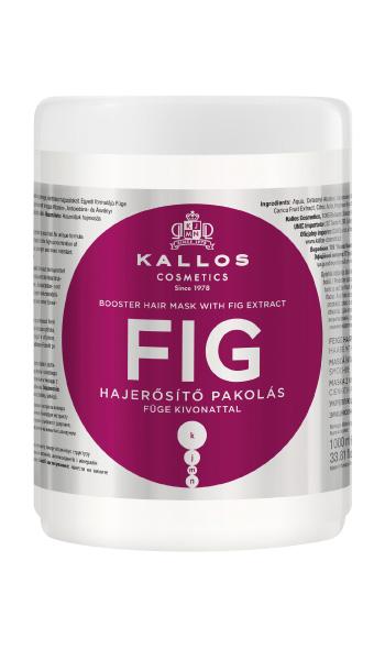 Kallos FIG - maska pro slabé vlasy