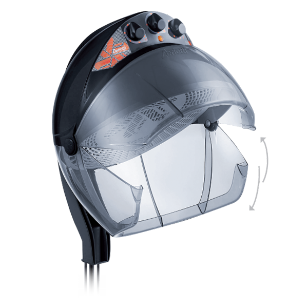 Ceriotti Gong - sušící helma