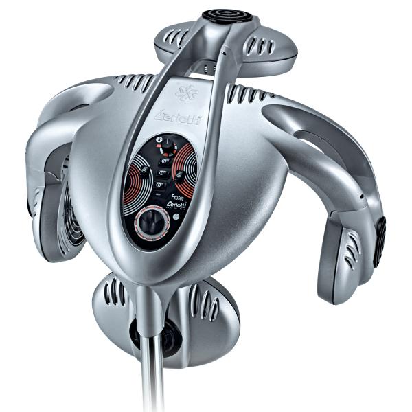 Ceriotti FX3500 - klimazón