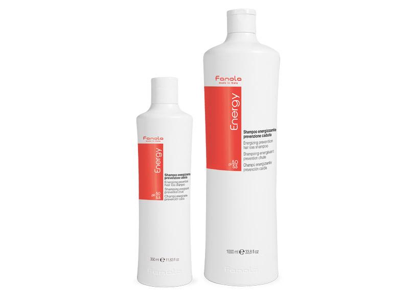 Fanola ENERGY - šampón proti vypadávaniu vlasov