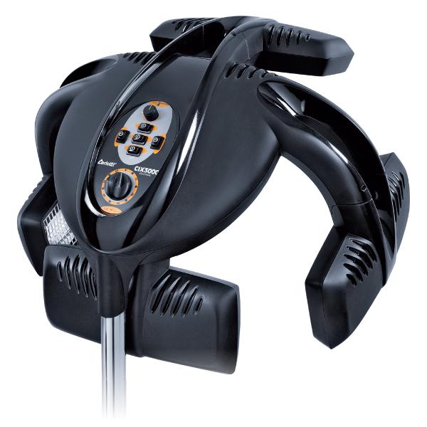 Ceriotti CIX 3000 - klimazón, manuálně nastavení
