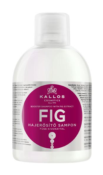Kallos FIG - šampón pre slabé vlasy, 1000 ml