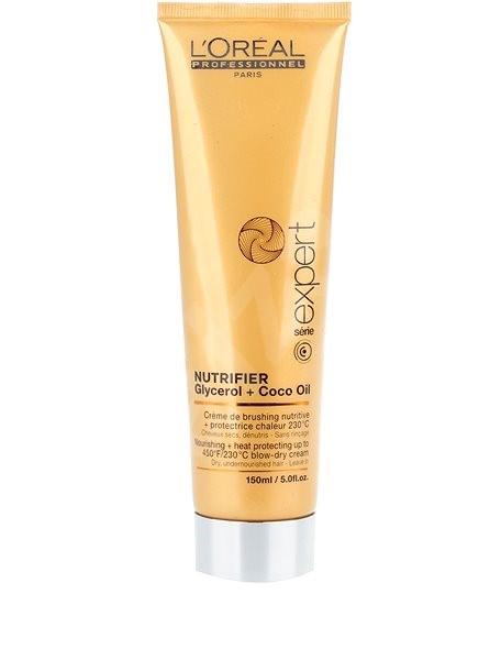L'Oréal Nutrifier Blow Dry Cream - termoochranný krém, 150 ml