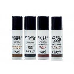 Niamh Invisible Touch Correttore - sprej pre okamžité zakrytie odrastených vlasov, 75 ml
