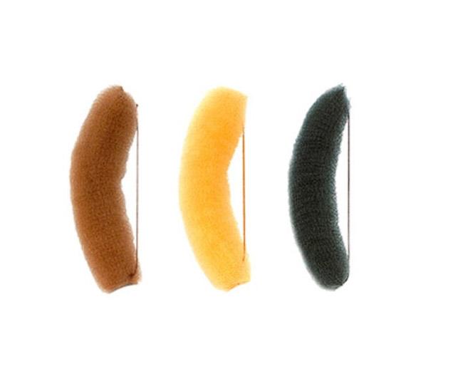 Výplň do vlasov banán s gumičkou, 15 cm