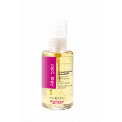 Fanola Cristalli liquidi After colour - sérum na vlasy po farbení, 100 ml