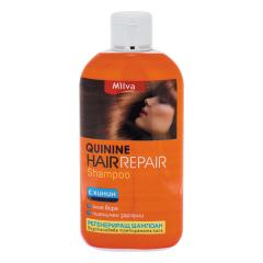 Milva HAIR REPAIR - regenerační chinin šampon, 200 ml
