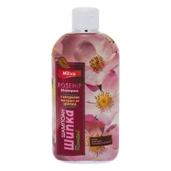 Milva ŠÍPKA - hydratačný šampón, 200 ml