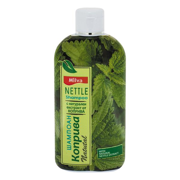 Milva ŽIHĽAVA - žihľavový šampón, 200 ml