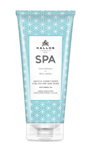 Kallos SPA Gentle - kondicionér pre objem a lesk vlasov, 200 ml