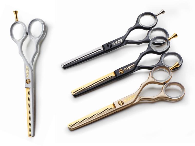 Kiepe Luxury Series - profesionální efilační nůžky