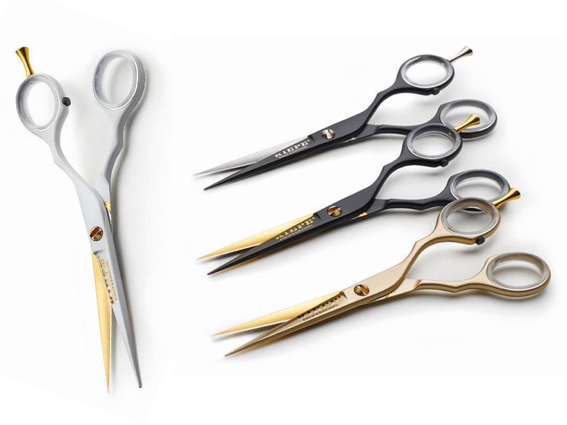 Kiepe Luxury Series - profesionální kadeřnické nůžky
