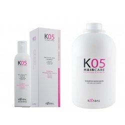 Kaaral K05 Anti-hair loss - šampón proti vypadávaniu vlasov