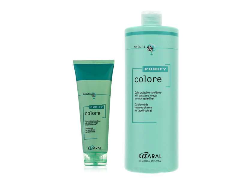 Kaaral PURIFY Colore - kondicionér pre farbené a chemicky namáhané vlasy