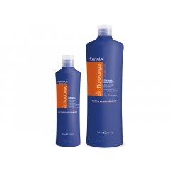 Fanola No orange - šampón k neutralizácii nežiadúcich medených / červených odleskov z tmavých vlasov