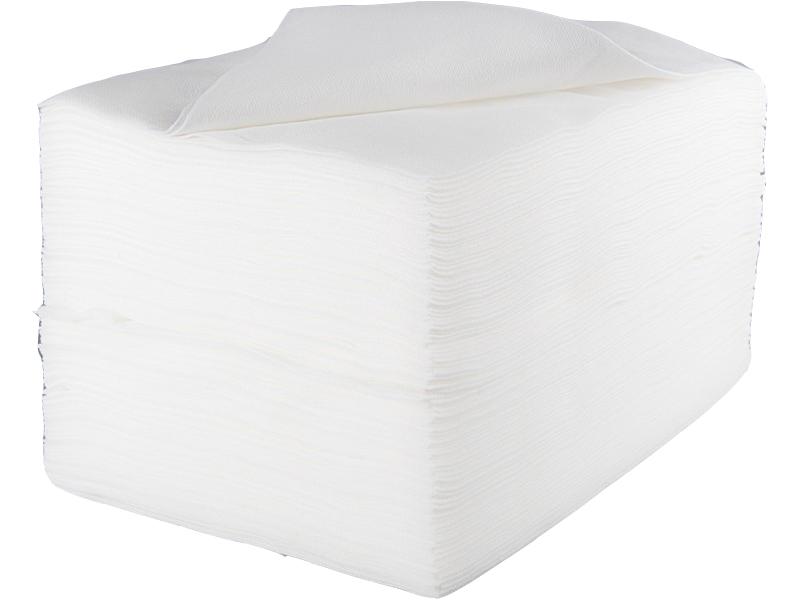 Jednorázový uterák  z vlákniny perforovaný BA06/50, BA06/100 BASIC 70x50 cm