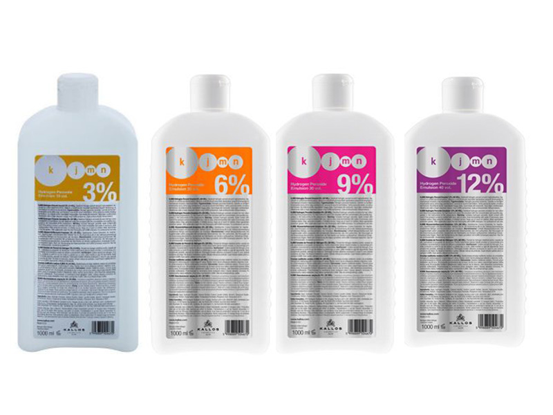 KJMN Hydrogen peroxide emulsion - krémový neparfémovaný peroxid