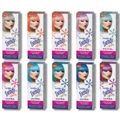 Venita Trendy Cream - semi - permanentní krémové tonery, 75 ml