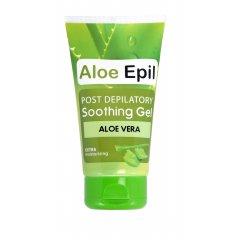 Aloe Epil Post depilatory gel - upokojujúci gél po depilácií, 150ml