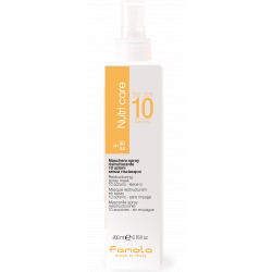 Fanola Nutri Care Leave-In Restructuring Spray Mask 10 Action - maska v spreji s 10 účinkami, 200 ml