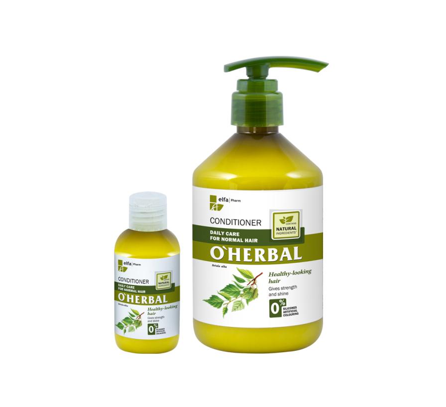 O'HERBAL Daily Care Normal - kondicionér pro každodenní péči