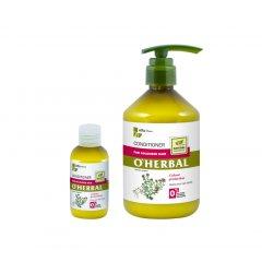 O´HERBAL For Coloured hair - kondicionér na farbené vlasy