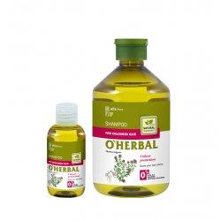 O'HERBAL For Coloured hair - šampon na barvené vlasy