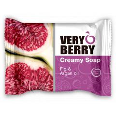 Very Berry Fig & Argan oil - krémové mýdlo, 100 g