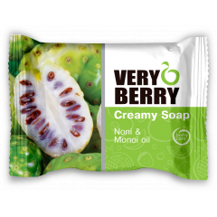 Very Berry Noni & Monoi oil - krémové mýdlo, 100 g