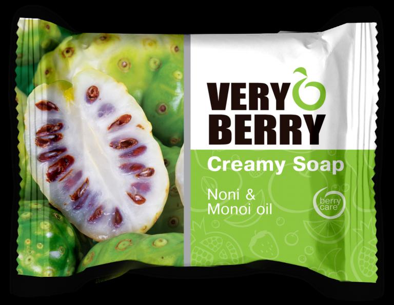 Very Berry  - krémové mydlo, 100 g DARČEK