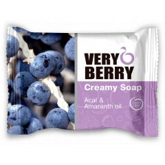 Very Berry Acai & Amaranth oil - krémové mýdlo, 100 g
